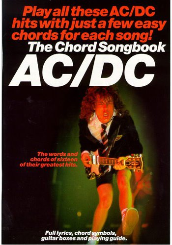 AC/DC: The Chord Songbook