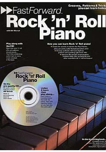Fast Forward Rock 'n' Roll Piano