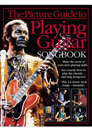Picture Guide to Playing Guitar Songbook (Partition)