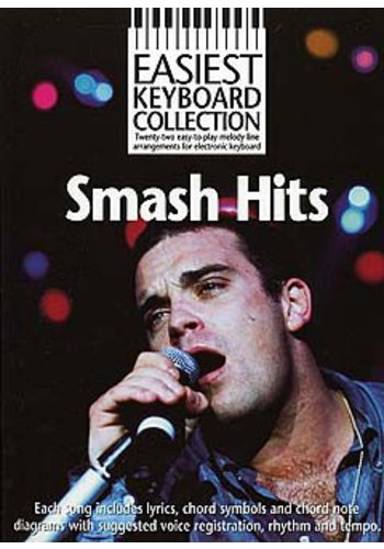 Easiest Keyboard Collection: Smash Hits