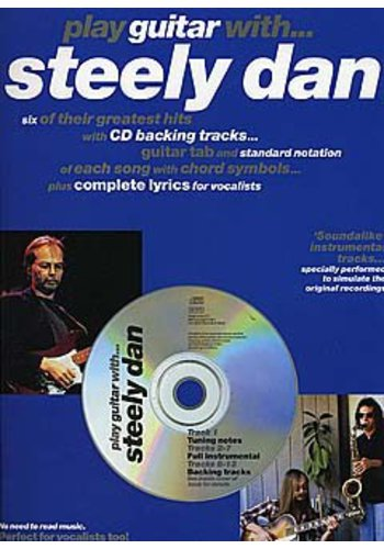 Play Guitar With… Steely Dan (Partition+CD)