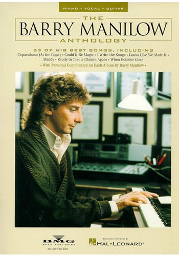 B Manilow Anthology