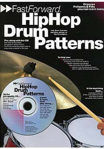 Fast Forward Hip Hop Drum Patterns