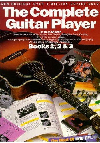 Complete Guitar Player Omnibus Edition Book Only (Partition)