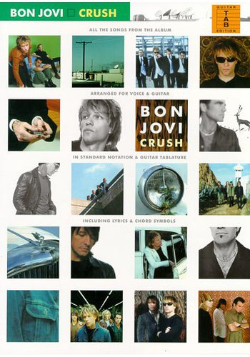 Bon Jovi: Crush (Partition)