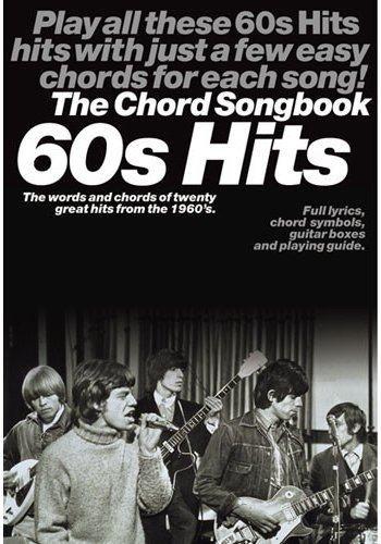 60's Hits Chord Songbook