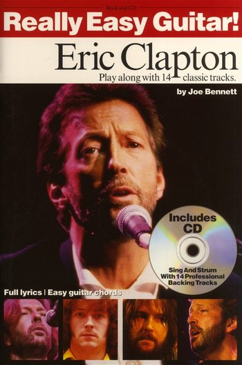 Really Easy Guitar ! Eric Clapton (Partition+CD)