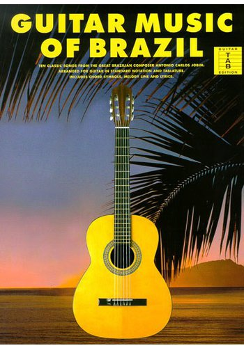 Guitar Music Of Brazil (Jobim, A.C.) (Partition)