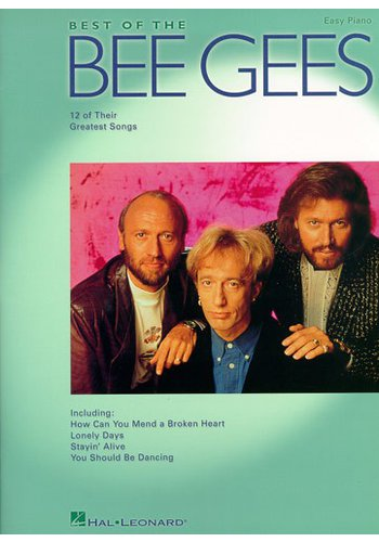 Best Of The Bee Gees (Easy Piano)