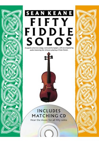 Fifty Fiddle Solos (CD Edition)