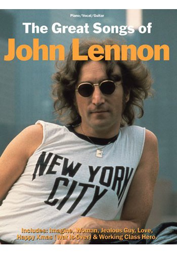 The Greatest Songs of John Lennon