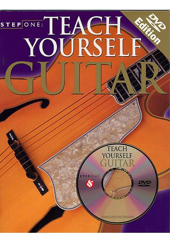 Step One: Teach Yourself Guitar (Partition+DVD)