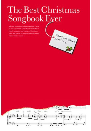 Best Christmas Songbook Ever (Small Format)