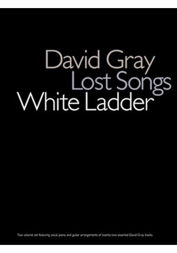 David Gray: Lost Songs/White ladder Slipcase Edition