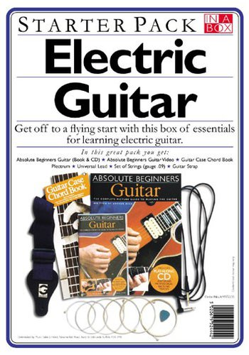 In a Box Starter Pack Electric Guitar (Accessoire)