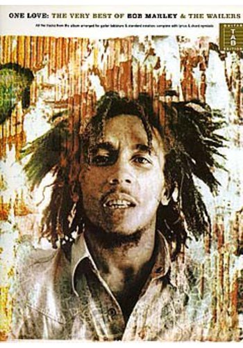 One Love : The Very Best Of Bob Marley And The Wailers (Partition)