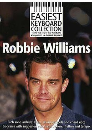 Robbie Williams: Easiest Keyboard Collection