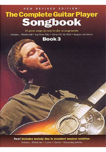 The Complete Guitar Player Songbook (Partition)