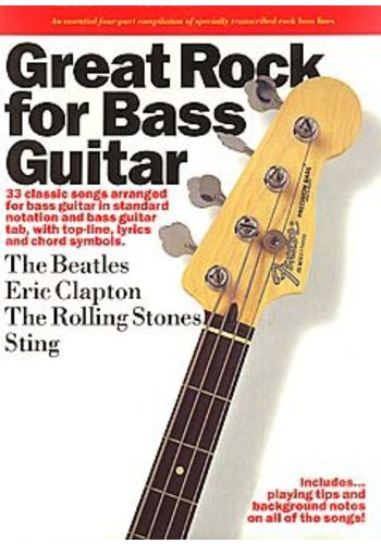 Great Rock For Bass Guitar
