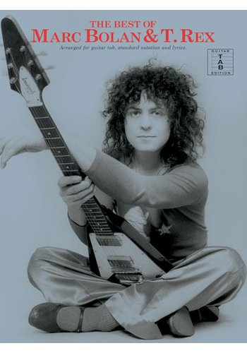 The Best Of Marc Bolan and T. Rex (Partition)