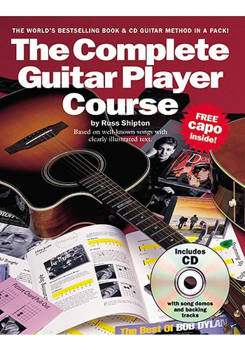 The Complete Guitar Player Course (Partition+CD+Accessoire)