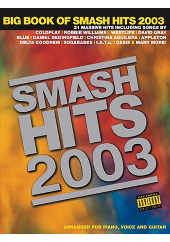 Big Book Of Smash Hits 2003