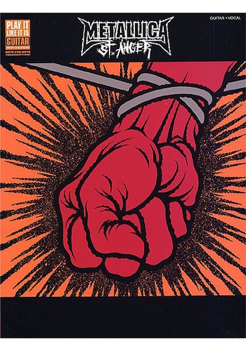 Metallica: St. Anger (Partition)