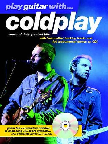 Play Guitar With... Coldplay (Partition+CD)