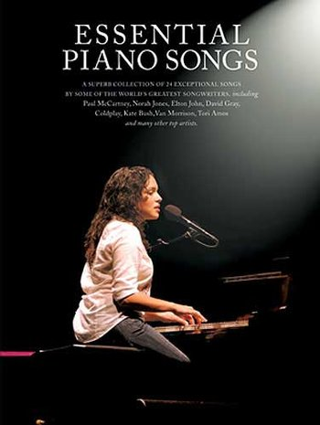 Essential Piano Songs