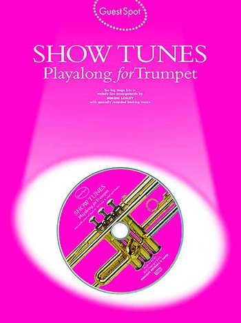 Guest Spot: Show Tunes Playalong For Trumpet