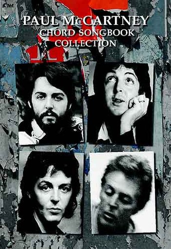 Paul McCartney Chord Songbook Collection (Partition)