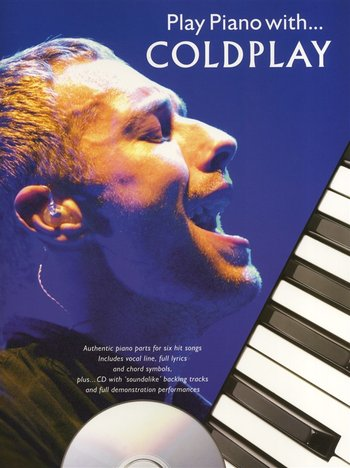 Play Piano With... Coldplay and CD