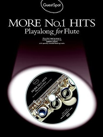 Guest Spot: More No.1 Hits Playalong For Flute
