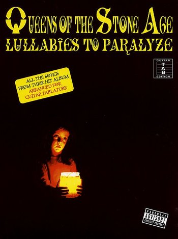 Lullabies To Paralyze (Partition)