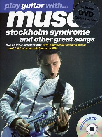 Play Guitar With... Muse : Stockholm Syndrome and Other Great Songs (Partition+CD+DVD)