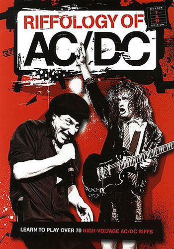 Riffology of AC/DC (Partition)