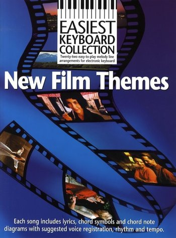 Easiest Keyboard Collection : New Film Themes
