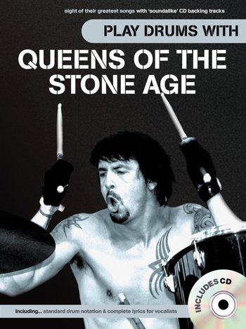 Play Drums With : Queens of the Stone Age