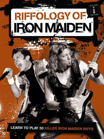 Riffology Of Iron Maiden (Partition)