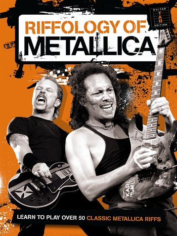 Riffology Of Metallica (Partition)