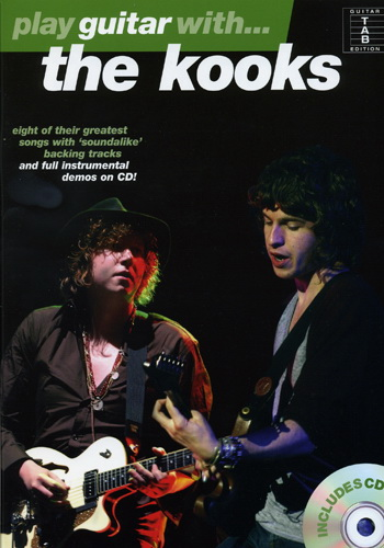 Play Guitar With... The Kooks (Partition+CD)