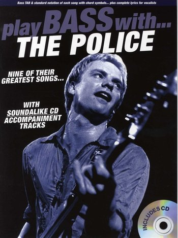 Play Bass With … The Police