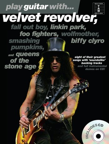 Play Guitar With... Velvet Revolver etc (Partition+CD)