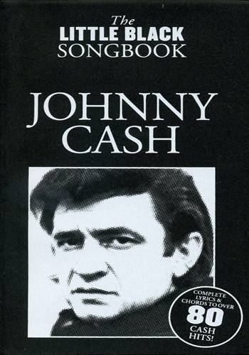 The Little Black Songbook : Johnny Cash