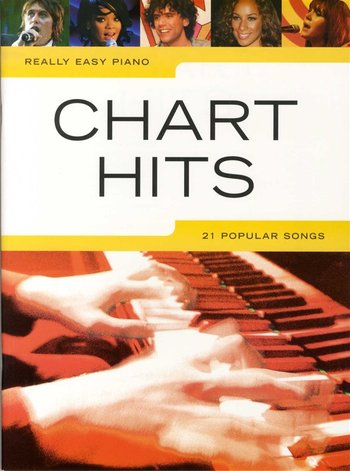 Really Easy Piano : Chart Hits