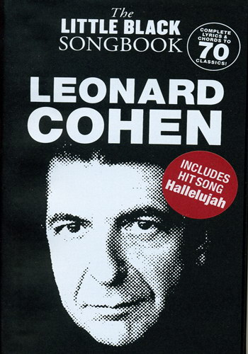 The Little Black Songbook : Leonard Cohen