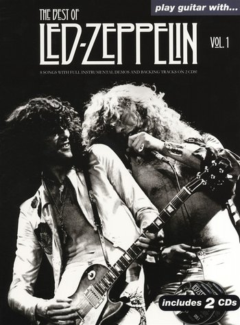 Play Guitar With... The Best Of Led Zeppelin (Partition+CD)