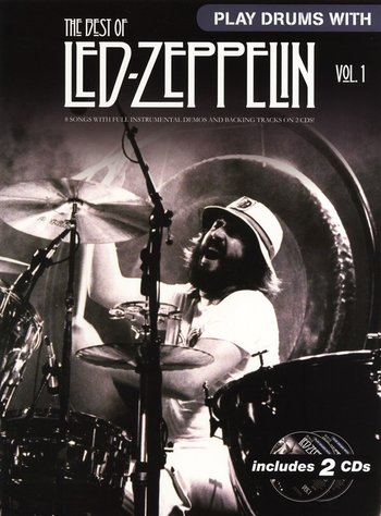 Play Drums With... The Best Of Led Zeppelin