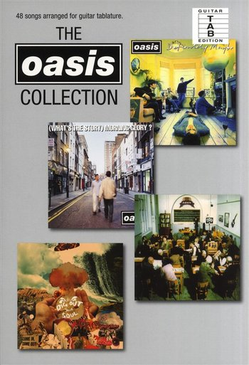 The Oasis Collection (Partition)