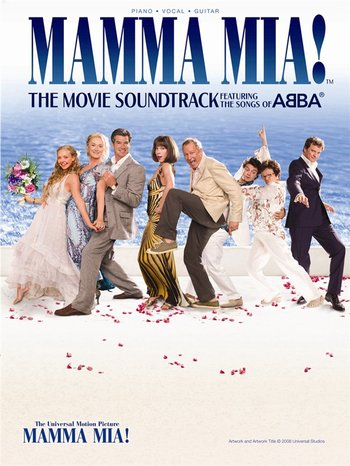 Mamma Mia ! : The Movie Soundtrack Featuring The Songs Of Abba
